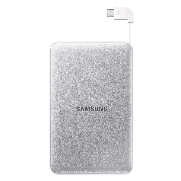 Аккумулятор Samsung microUSB 11300 mAh Silver SAM-EB-PN915BSRGRU