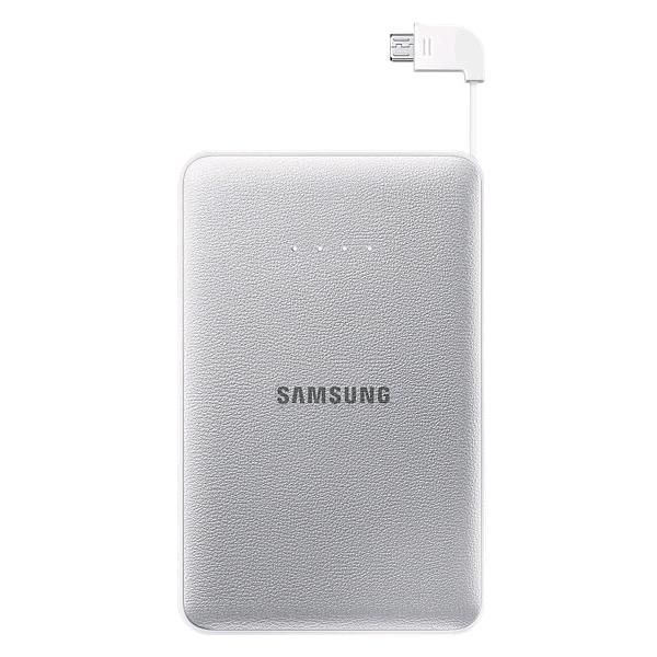 Аккумулятор Samsung microUSB 8400 mAh Silver SAM-EB-PG850BSRGRU