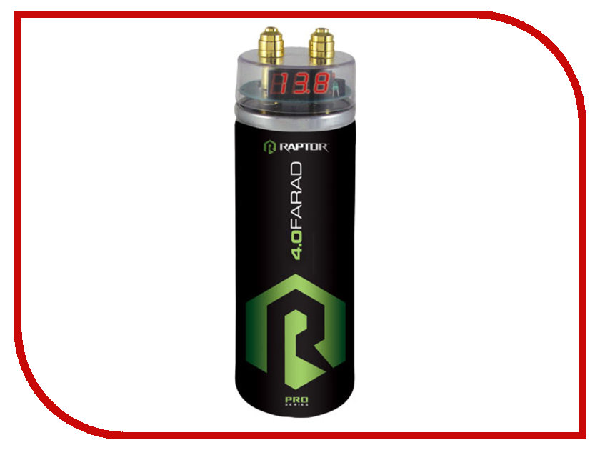 конденсатор-raptor-r5cap-4dd