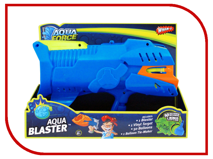 Игрушка для активного отдыха Aqua Force Aqua Blaster 93453<br>