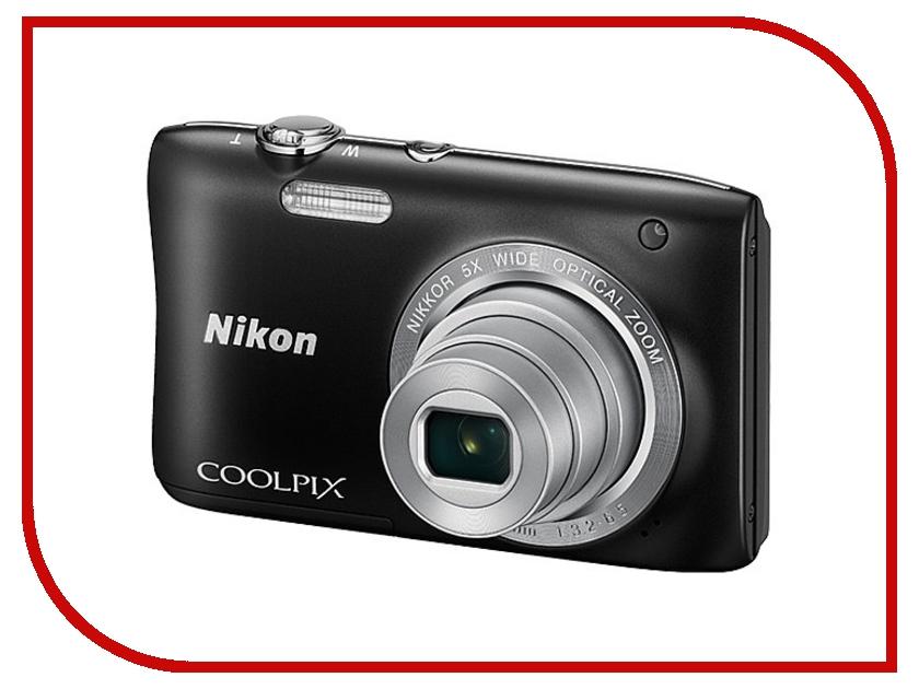 Фотоаппарат Nikon S2900 Coolpix Black<br>