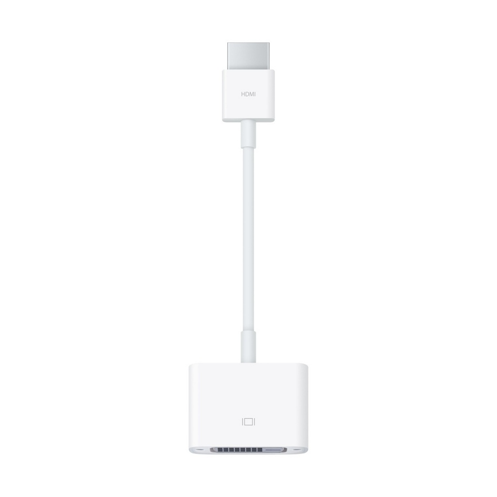 Аксессуар APPLE HDMI to DVI Adapter MJVU2ZM/A
