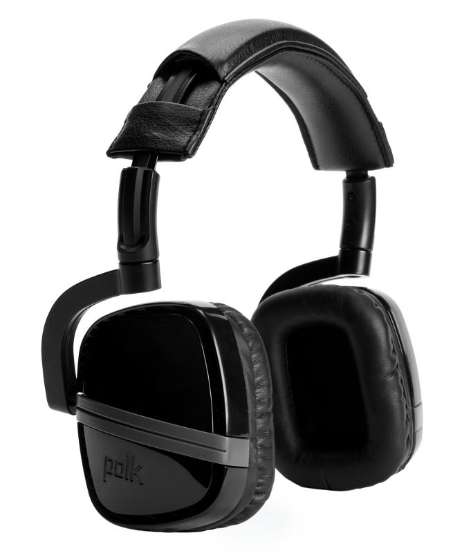 Гарнитура Polk Audio Hinge Black-Silver