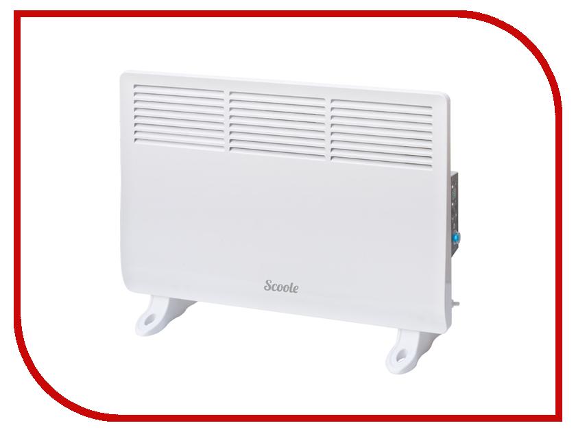 Конвектор Scoole SC HT CL1 1000 WT<br>
