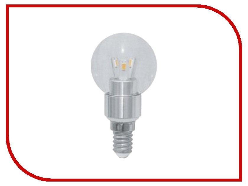 Лампочка Leek LE CK1 LED 4W NT 4000K E14 LE010502-0003<br>