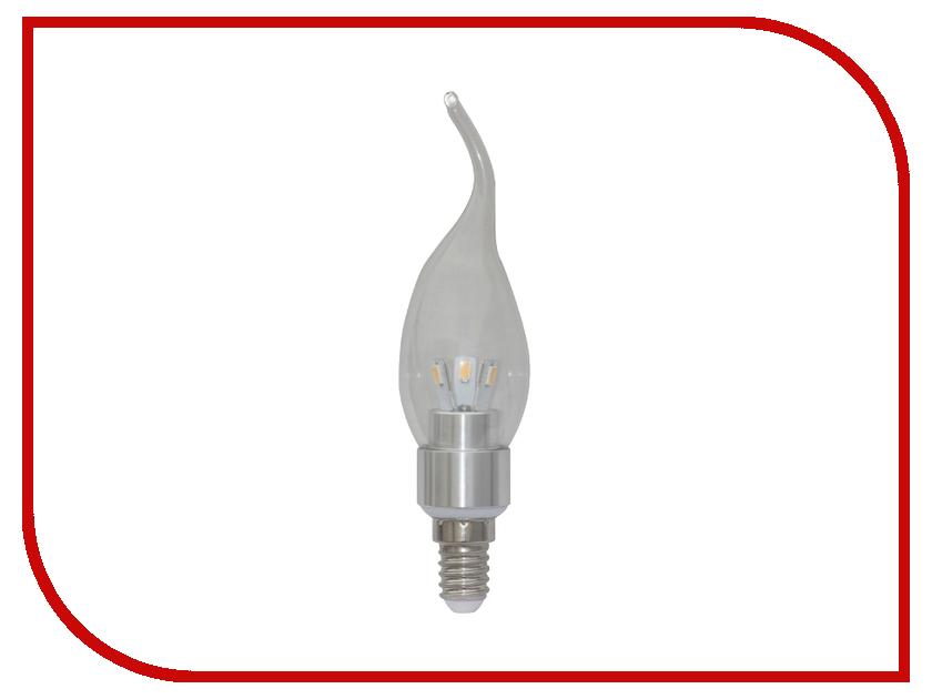 Лампочка Leek LE SVD LED 4W NT 4000K E14 LE010502-0011 светильник leek le rl ch 18w nt d240 cw le060202 0009
