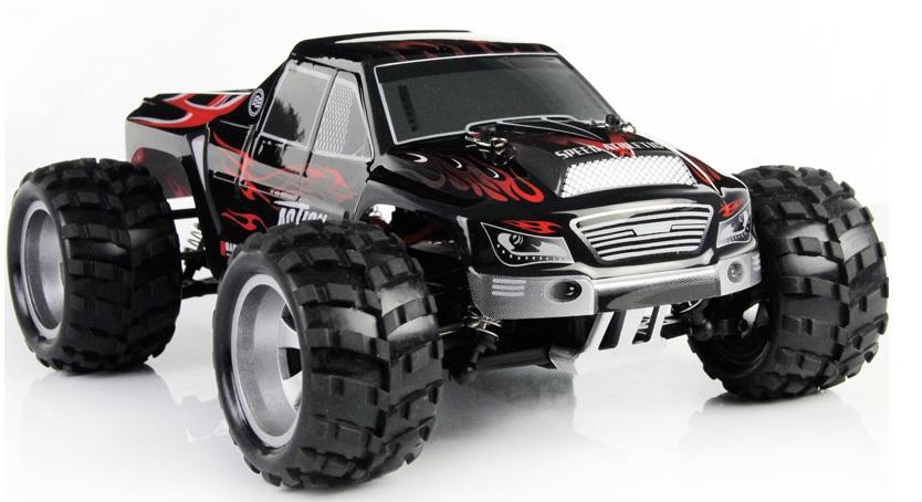 Игрушка WLToys 4WD 1:18 A979 Black