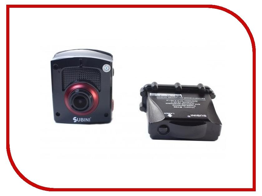 Видеорегистратор Subini STR-825RU  видеорегистратор subini str xt 6