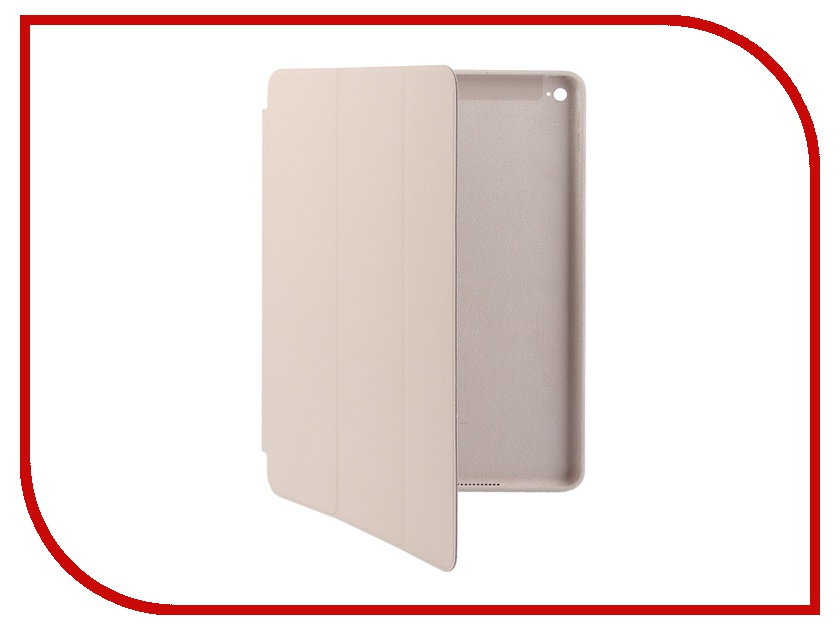 Аксессуар Чехол APPLE iPad Air 2 Smart Case Soft Pink MGTU2