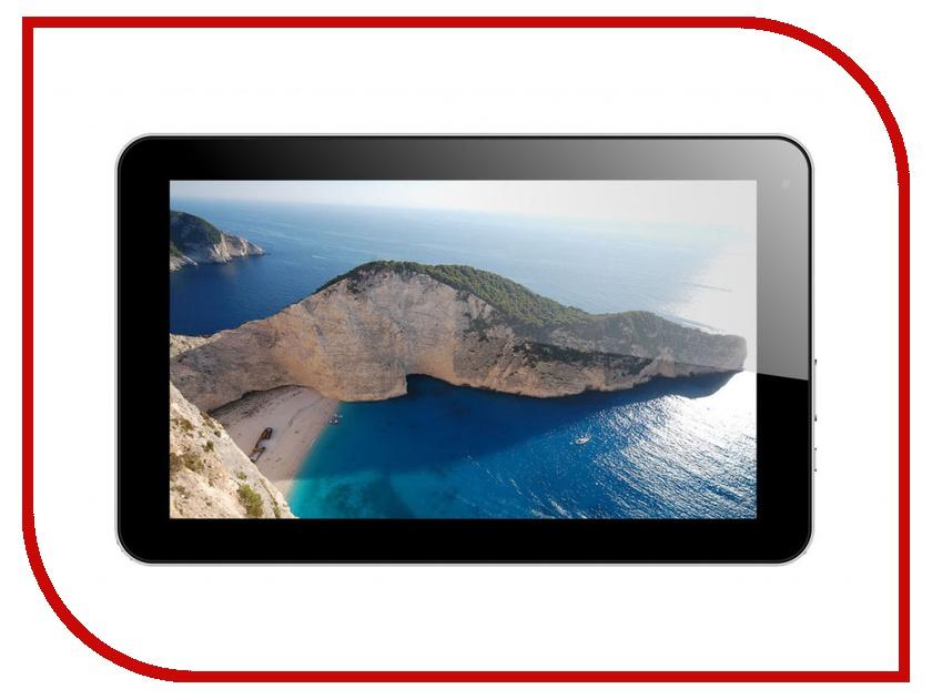 Планшет BQ 9054G Crete Black (MediaTek MT8312 1.2 GHz/512Mb/4Gb/GPS/3G/Wi-Fi/Cam/9.0/1024x600/Android)<br>