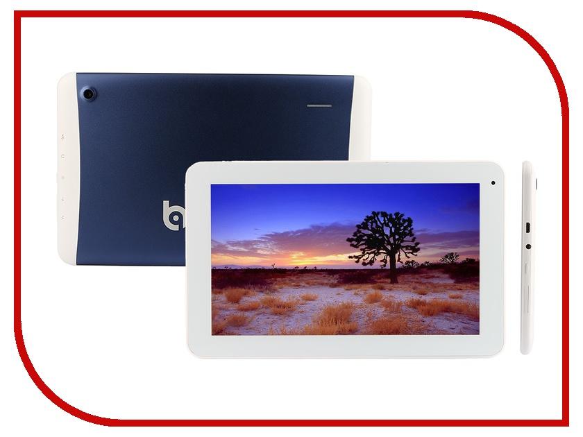Планшет BQ 9054G Crete Blue (MediaTek MT8312 1.2 GHz/512Mb/4Gb/GPS/3G/Wi-Fi/Cam/9.0/1024x600/Android)