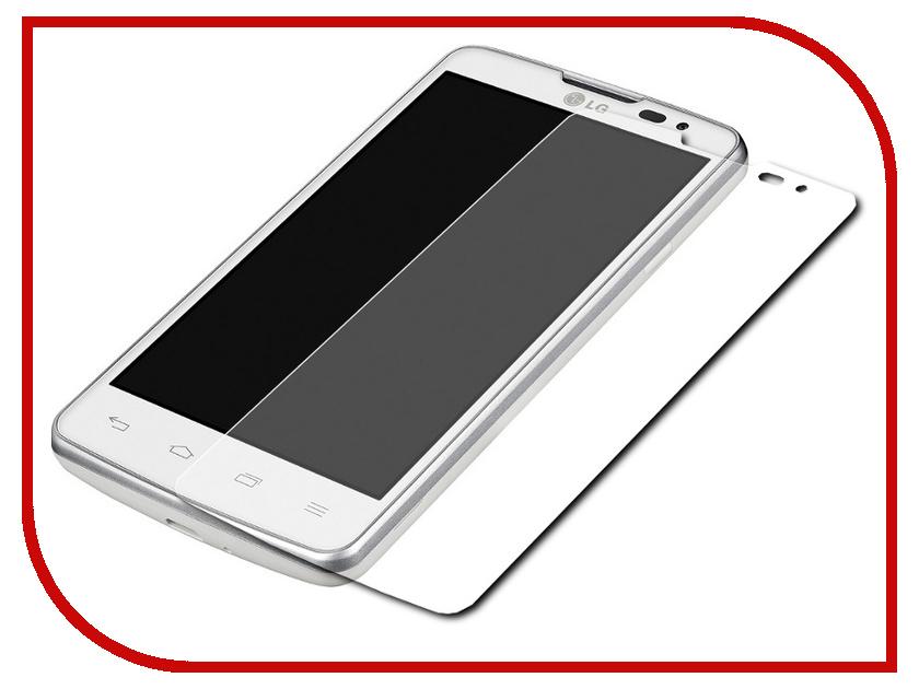 Аксессуар Защитная пленка LG L60 LuxCase суперпрозрачная 80658