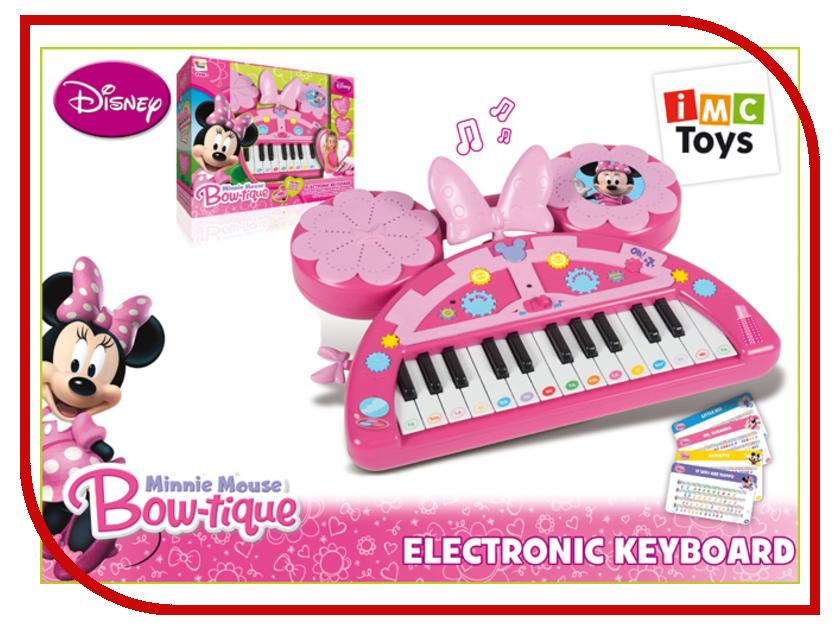 Игрушка IMC Toys Disney Minnie Пианино 180864<br>