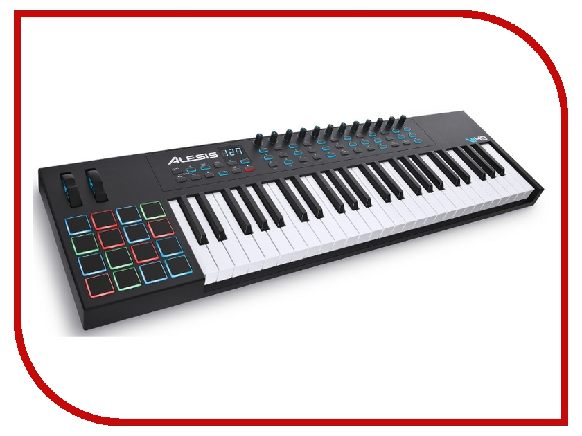 Midi-клавиатура Alesis VI49<br>