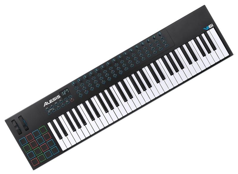 Midi-клавиатура Alesis VI61<br>