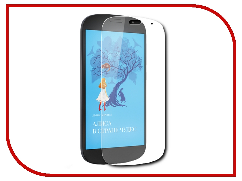 Аксессуар Защитная пленка Yota YotaPhone 2 LuxCase антибликовая 54301