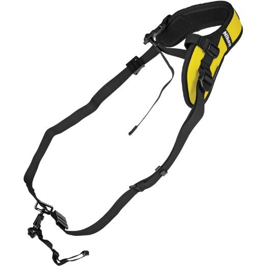 Аксессуар Nikon AN-SBR2 BlackRapid Quick-Draw Strap
