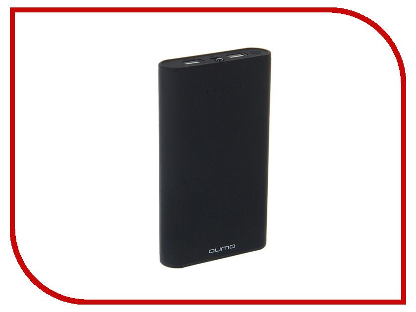 Аккумулятор Qumo PowerAid 15600 15600 mAh Black<br>