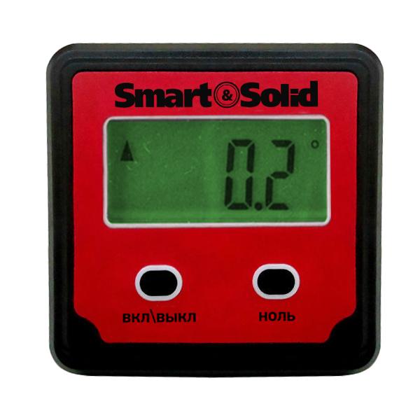 Уровень Smart&amp;Solid UGL-102 - уровень электронный магнитный<br>