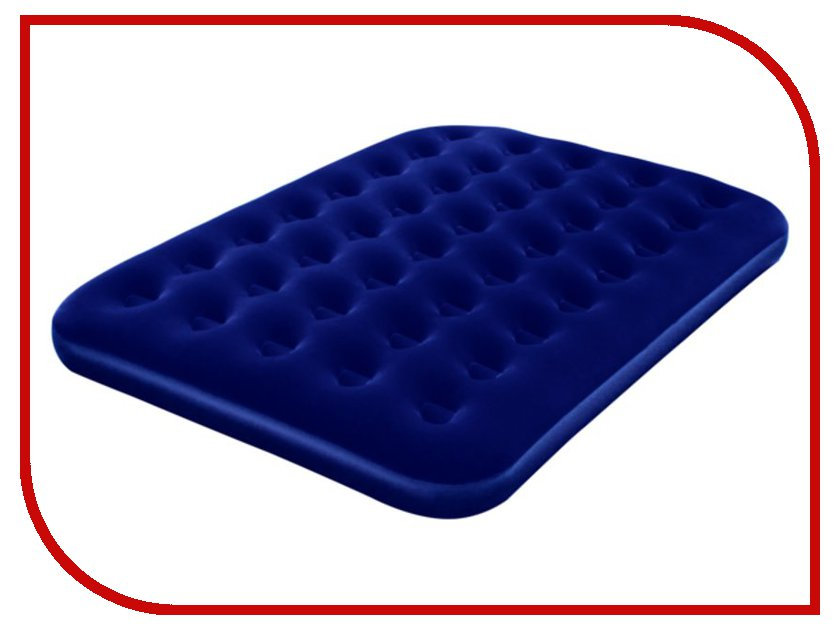 Надувной матрас BestWay 137x191x22cm Blue 67002 BW