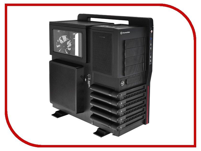 Корпус Thermaltake Level 10 GT VN10001W2N Black стяжка кабельная abb 200х3 6мм белая 100шт