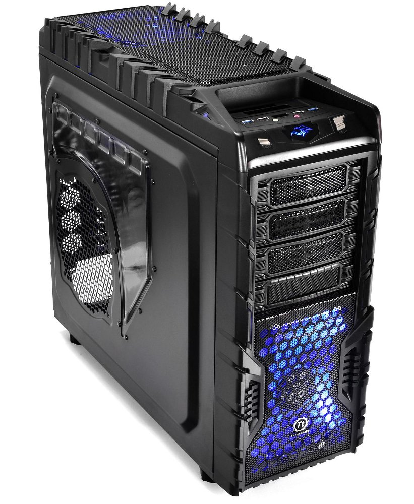 Корпус Thermaltake Overseer RX-I VN700M1W2N Black