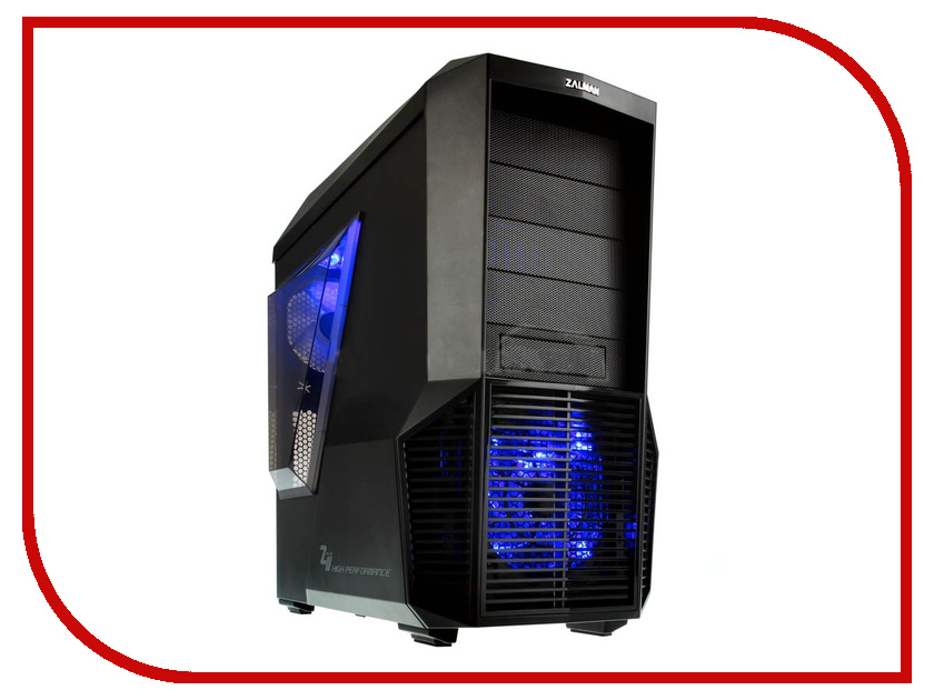 Корпус Zalman Miditower Z11 Plus<br>