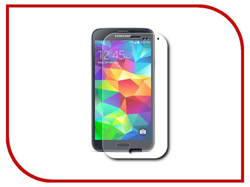 Аксессуар Защитная пленка Samsung SM-G900F Galaxy S5 LuxCase антибликовая 80837<br>