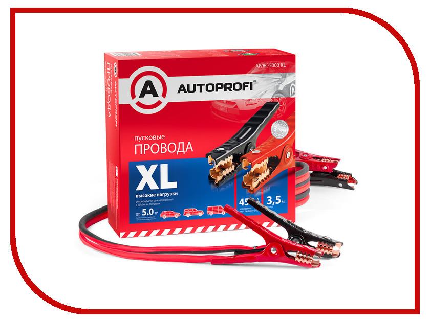 Пусковые провода Autoprofi AP/BC-5000 XL 3.5m ремень autoprofi str 960