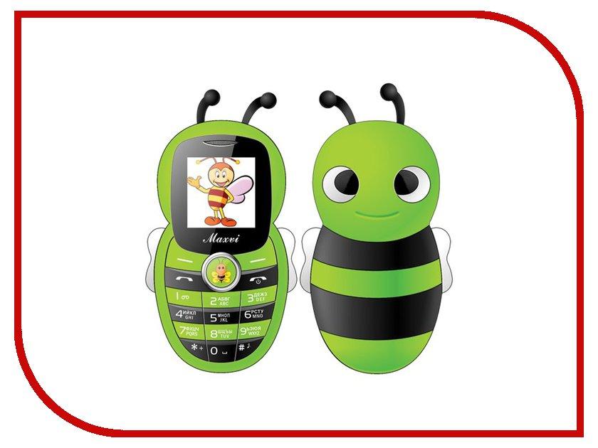 Zakazat.ru: Сотовый телефон Maxvi J8 Green