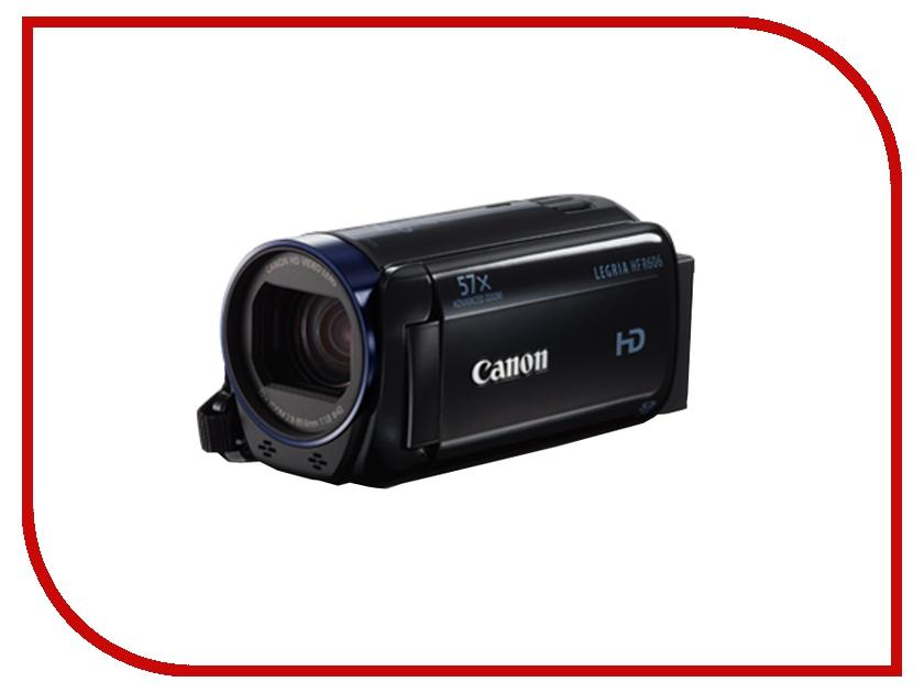 Видеокамера Canon R606 Legria HF Black<br>