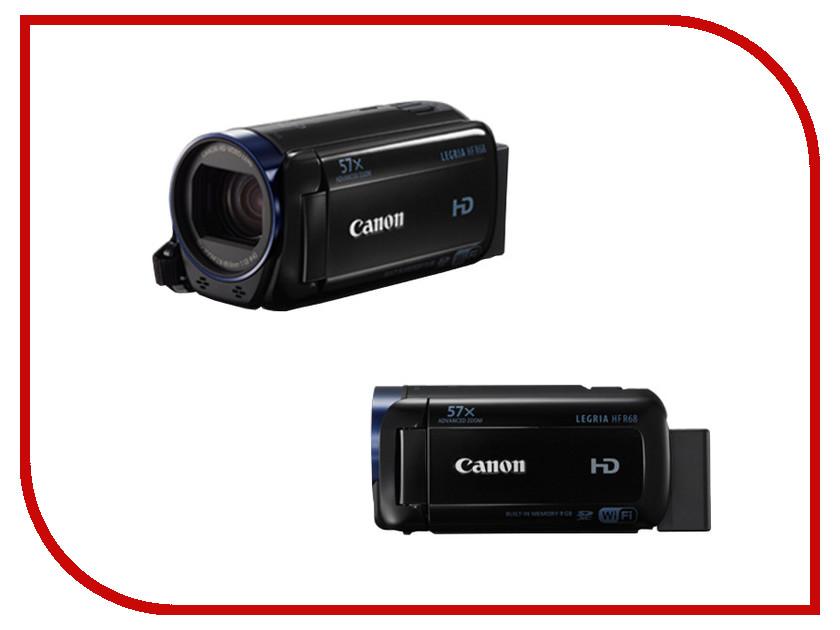 Видеокамера Canon R68 Legria HF*