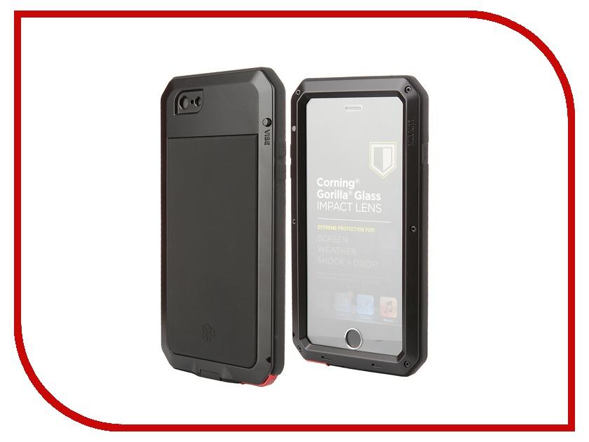 Аксессуар Чехол Palmexx Lunatik для iPhone 6 Plus Black PX-CH iPH6P LUNAT BLA<br>