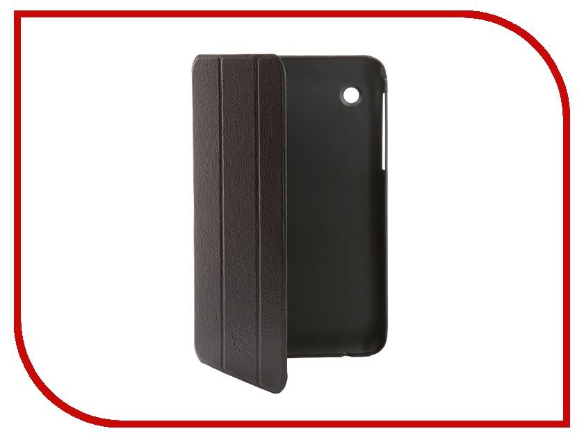 Аксессуар Чехол-книжка Lenovo IdeaTab A3300 Aksberry Black