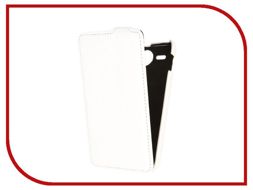 Аксессуар Чехол Lenovo A529 Aksberry White аксессуар чехол lenovo a5000 aksberry black