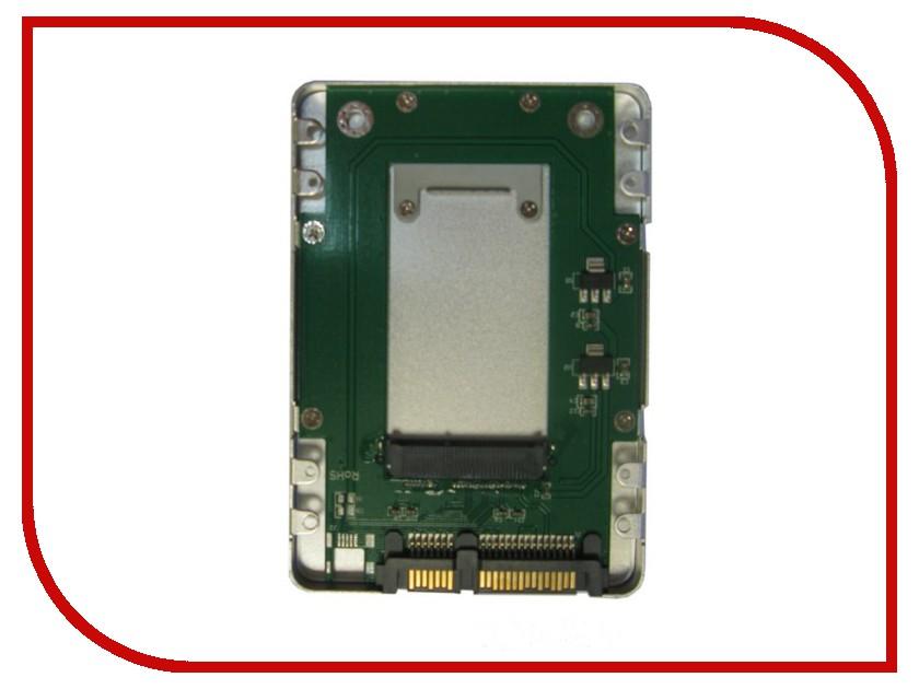 Аксессуары для жестких дисков HD2590  Аксессуар Espada mSATA to SATA HD2590