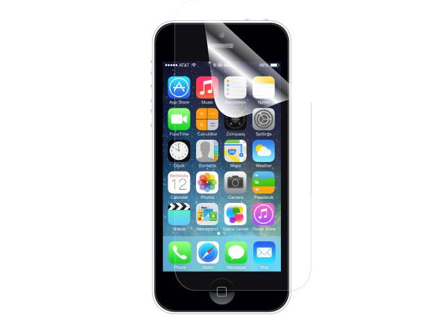 Аксессуар Защитное стекло Onext for iPhone 5 / 5S / 5C антибликовое 40812