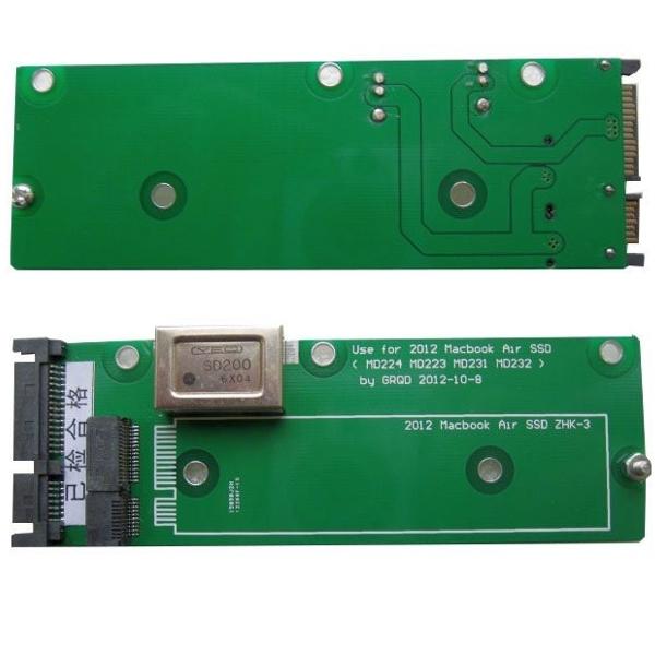 Контроллер Espada SATA to Macbook Air 2012 PA5025E<br>
