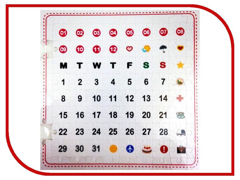 3D-пазл Pintoo Вечный календарь Любовь H1476