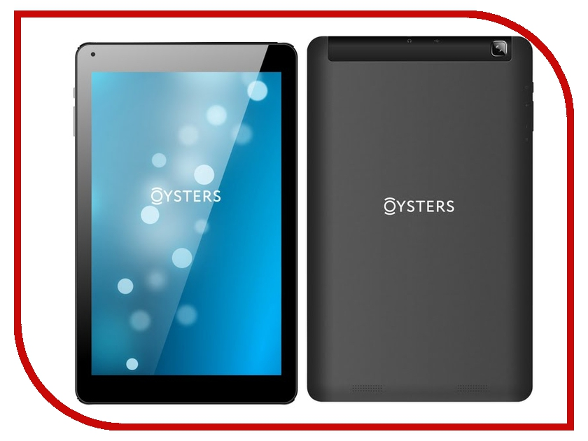 Планшет Oysters T104 MBi 3G MT8382 1.3 GHz/1024Mb/8Gb/3G/Wi-Fi/Bluetooth/10.1/1280x800/Android 4