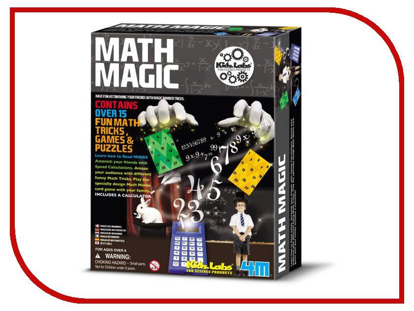 Игрушка 4M Магия чисел 00-03293<br>