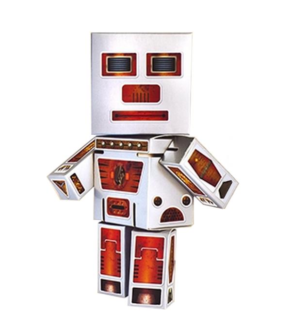 Конструктор Urobots Робот Расти 12104<br>