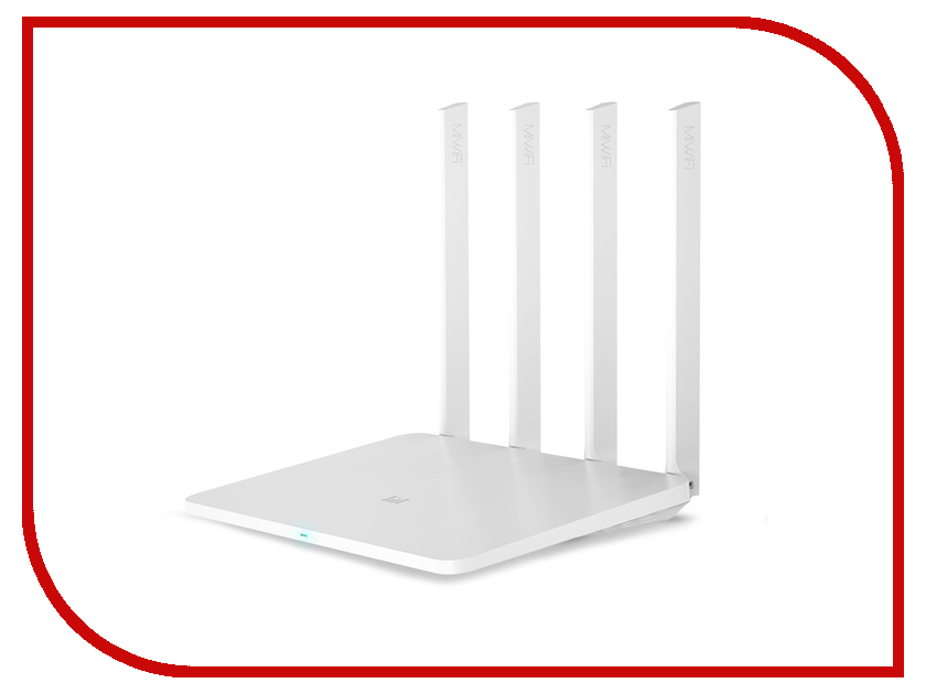 Wi-Fi роутер Xiaomi Mi Wi-Fi 3G wi fi роутер xiaomi mi wifi router 4c white