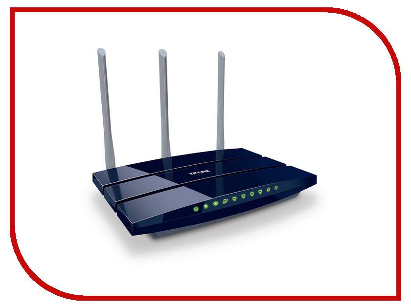 Wi-Fi роутер TP-LINK TL-WR1045ND wi fi роутер tp link tl wr841n tl wr841n