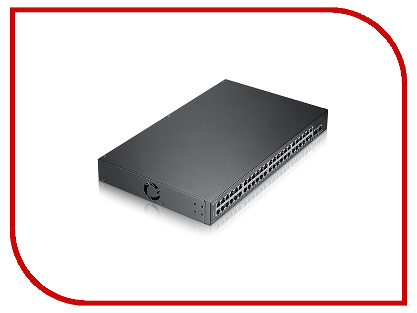 ZyXEL GS1900-48HP