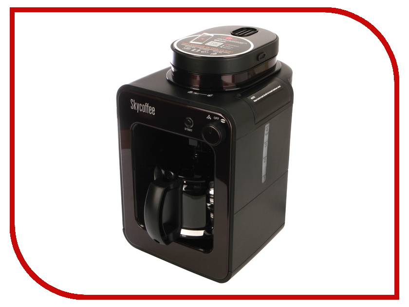 Кофеварка Redmond SkyCoffee RCM-M1505S кофеварка redmond rcm 1508s 550вт 0 6л