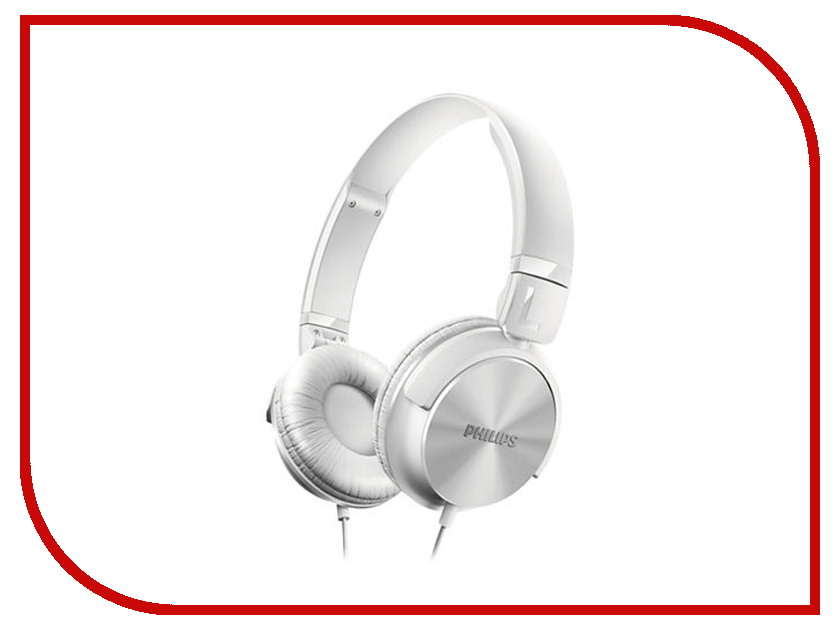 Наушники Philips SHL3060/00 White<br>