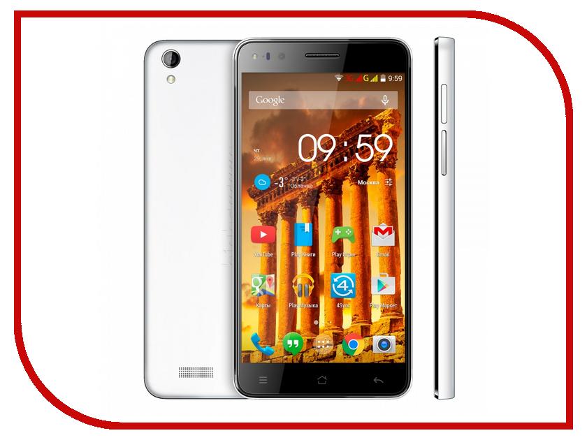 Сотовый телефон Highscreen Hercules White<br>