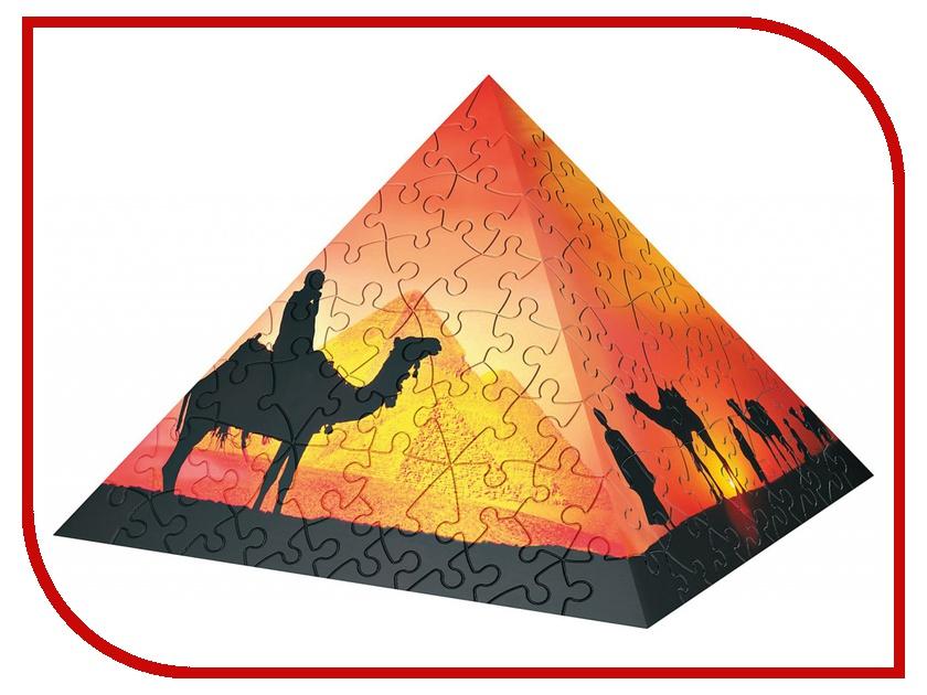 3D-пазл Ravensburger Пирамида Восход Солнца в пустыне 11460