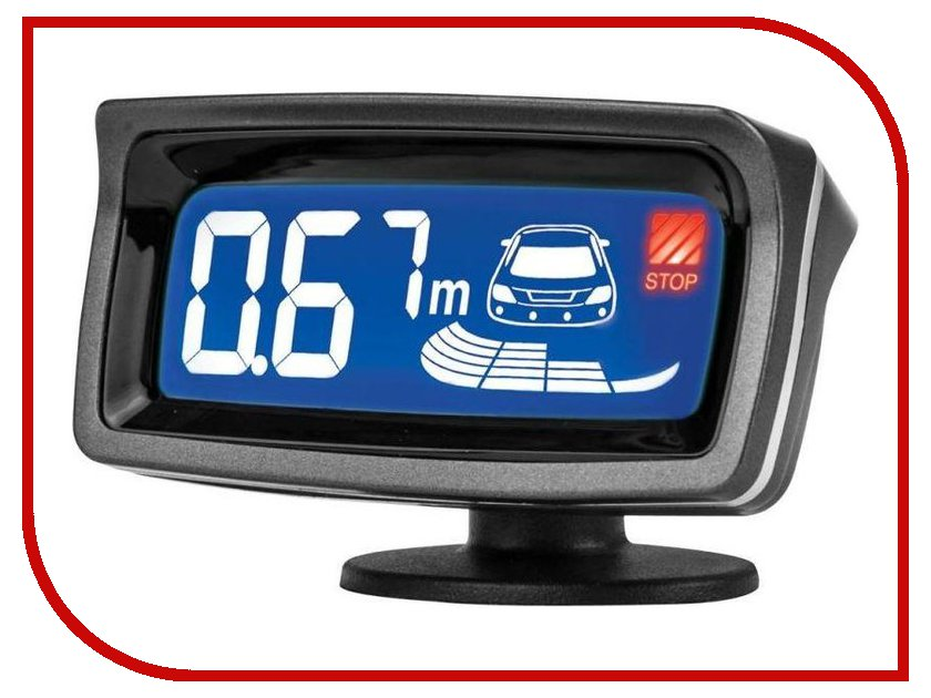 Парктроник FlashPoint FP-800N Black<br>